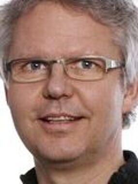 Portraifoto von Prof. Dr. Ulrich Massing