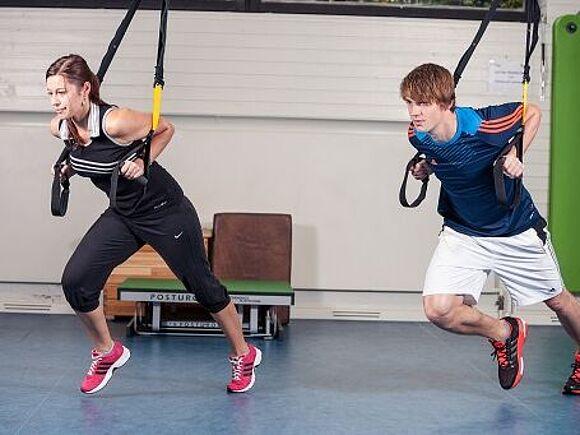 Sport ist mehr als Training von Kraft und Ausdauer