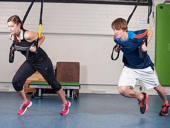 Sport ist mehr als Training von Kraft und Ausdauer (I88)