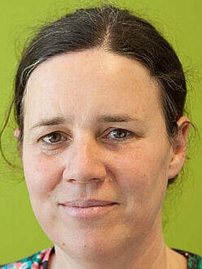 Portrait von Kirsten Steinhausen