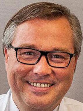 Portraitfoto von Prof. Dr. Daniel König