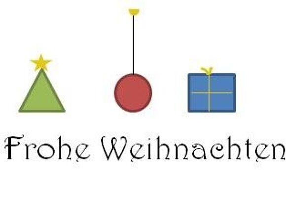 Fröhliche Weihnachten (I83)